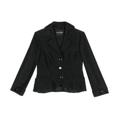 texture short jacket